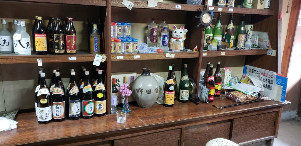 日本酒、焼酎など