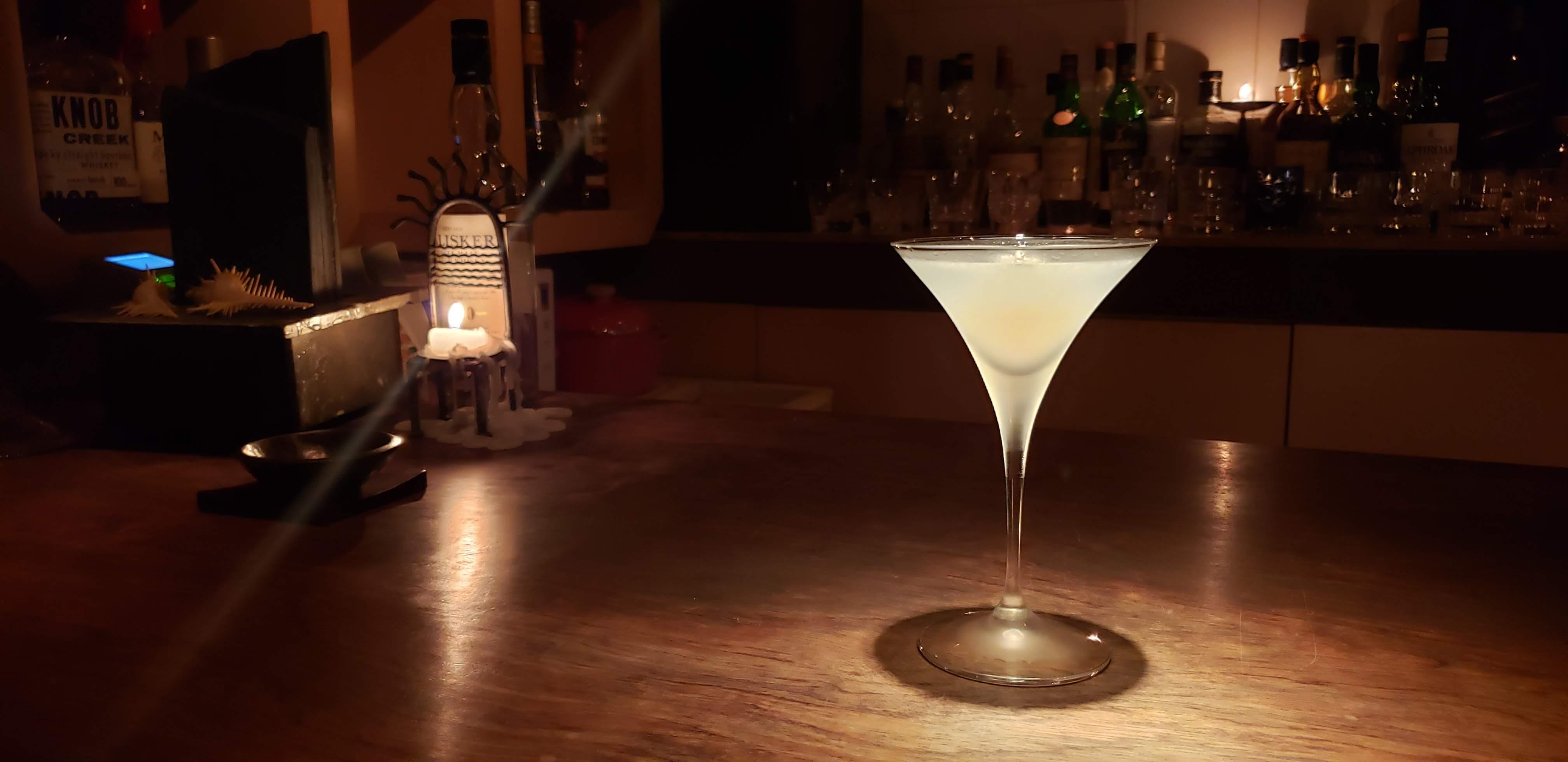 バー アクア ( BAR aqua )にて1杯 ♪