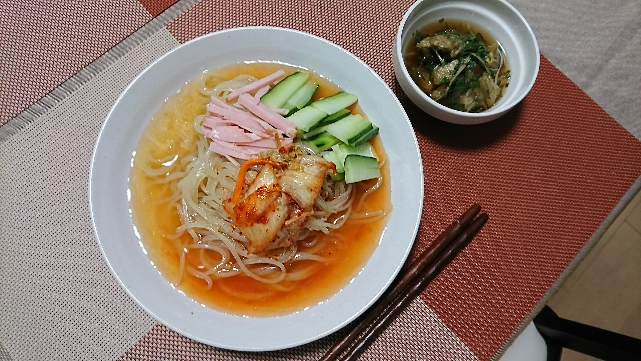 冷麺 ( REIMEN )