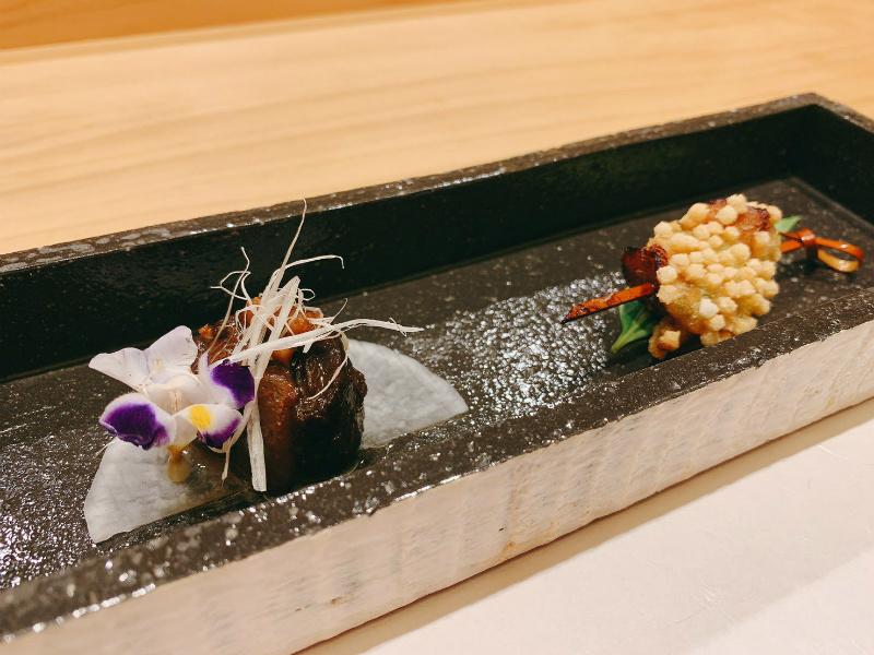 小倉から博多に移転したお寿司屋さん 黒潮 に行ってきました